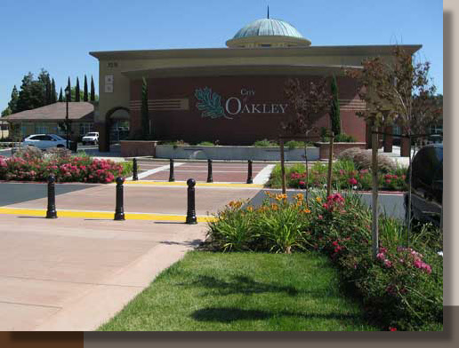 Landscape Architecture in Oakley, California
